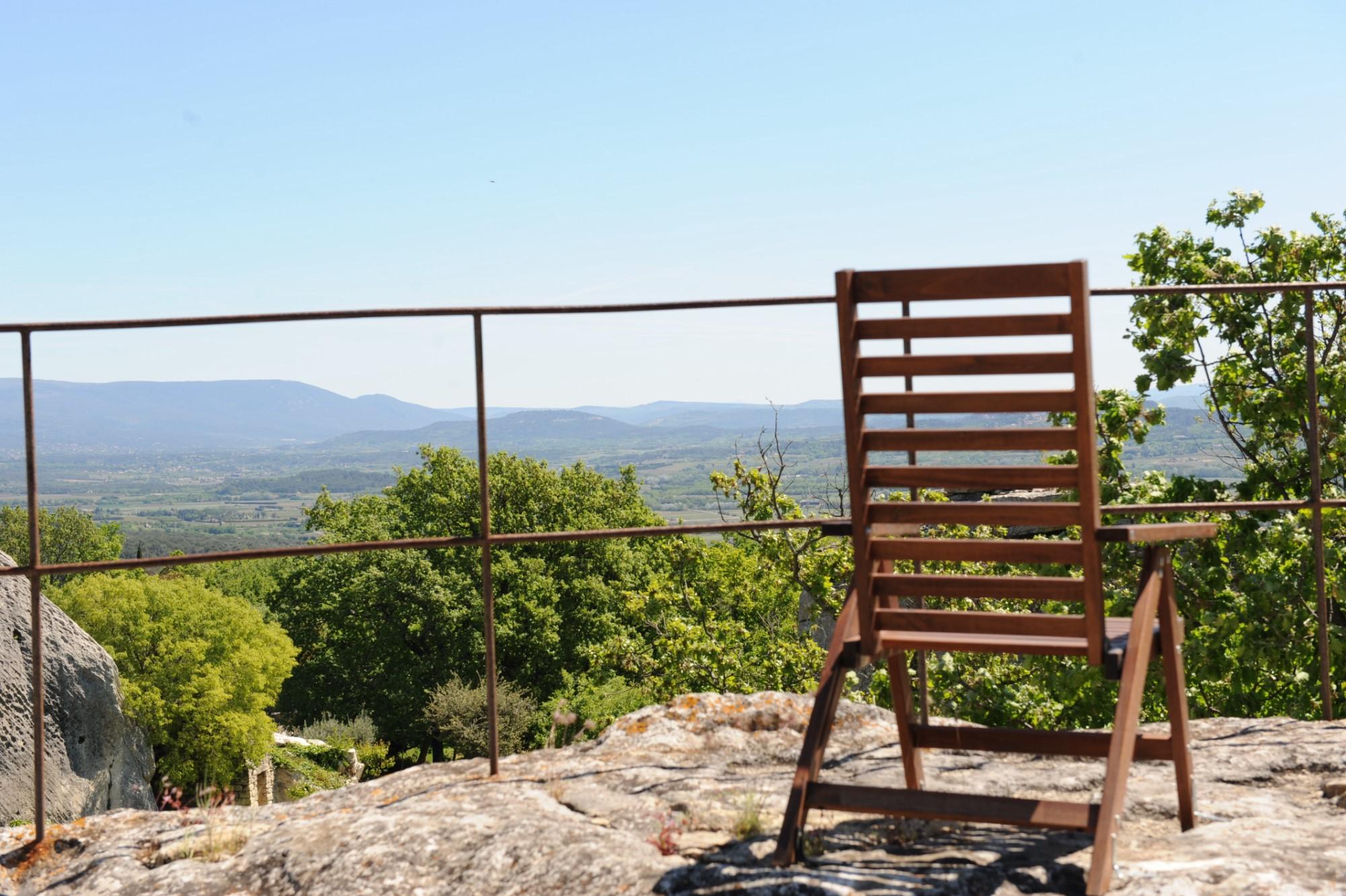 Maison avec vue en Luberon