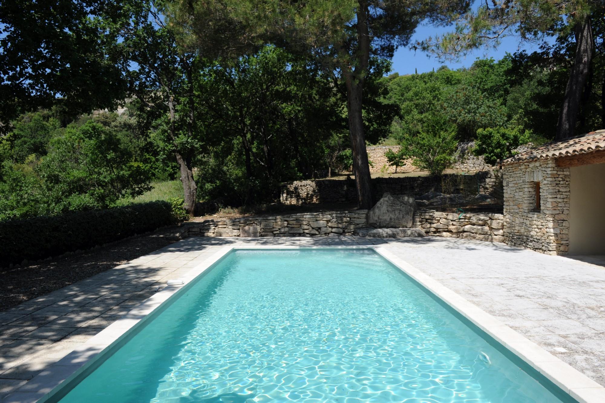 Maison avec piscine en Luberon
