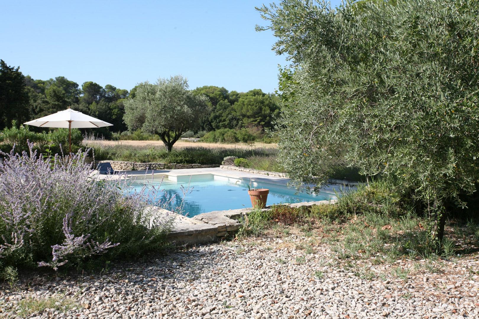 Grande maison avec piscine en Comtat Vénaissin