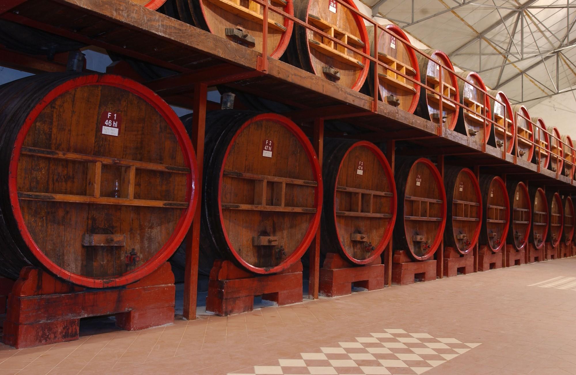 Propriété avec caves de vinification en Luberon
