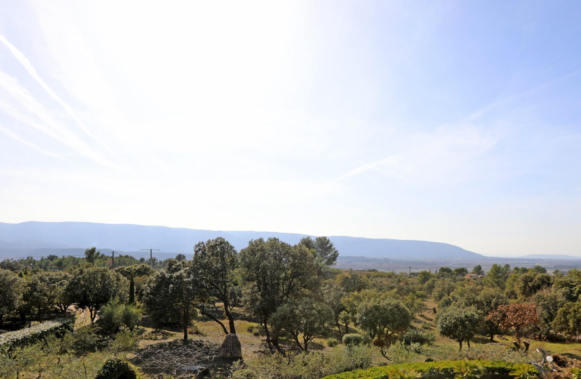 Maison avec vue à vendre en Luberon