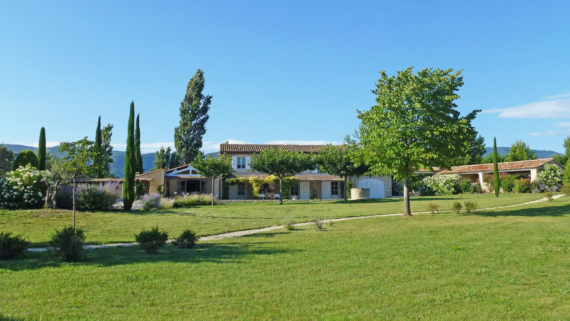 Maison rénovée en Provence