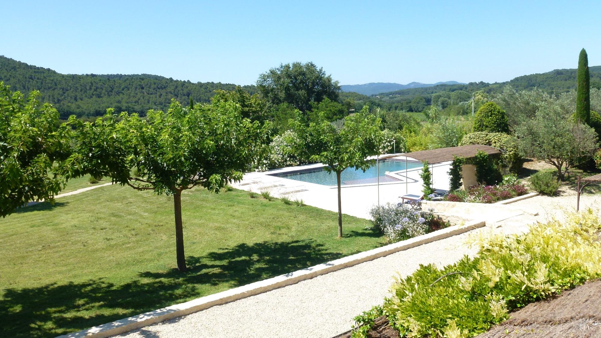 Maison avec piscine dans le Luberon