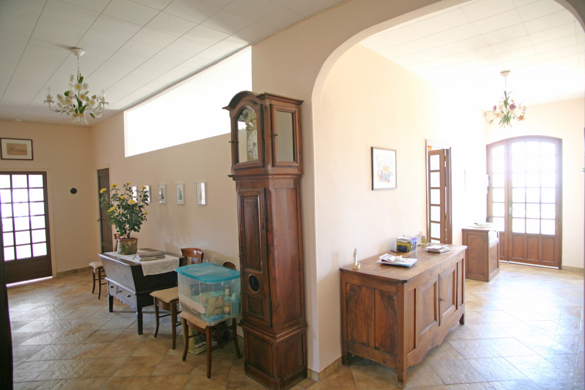 Maison spacieuse en Provence