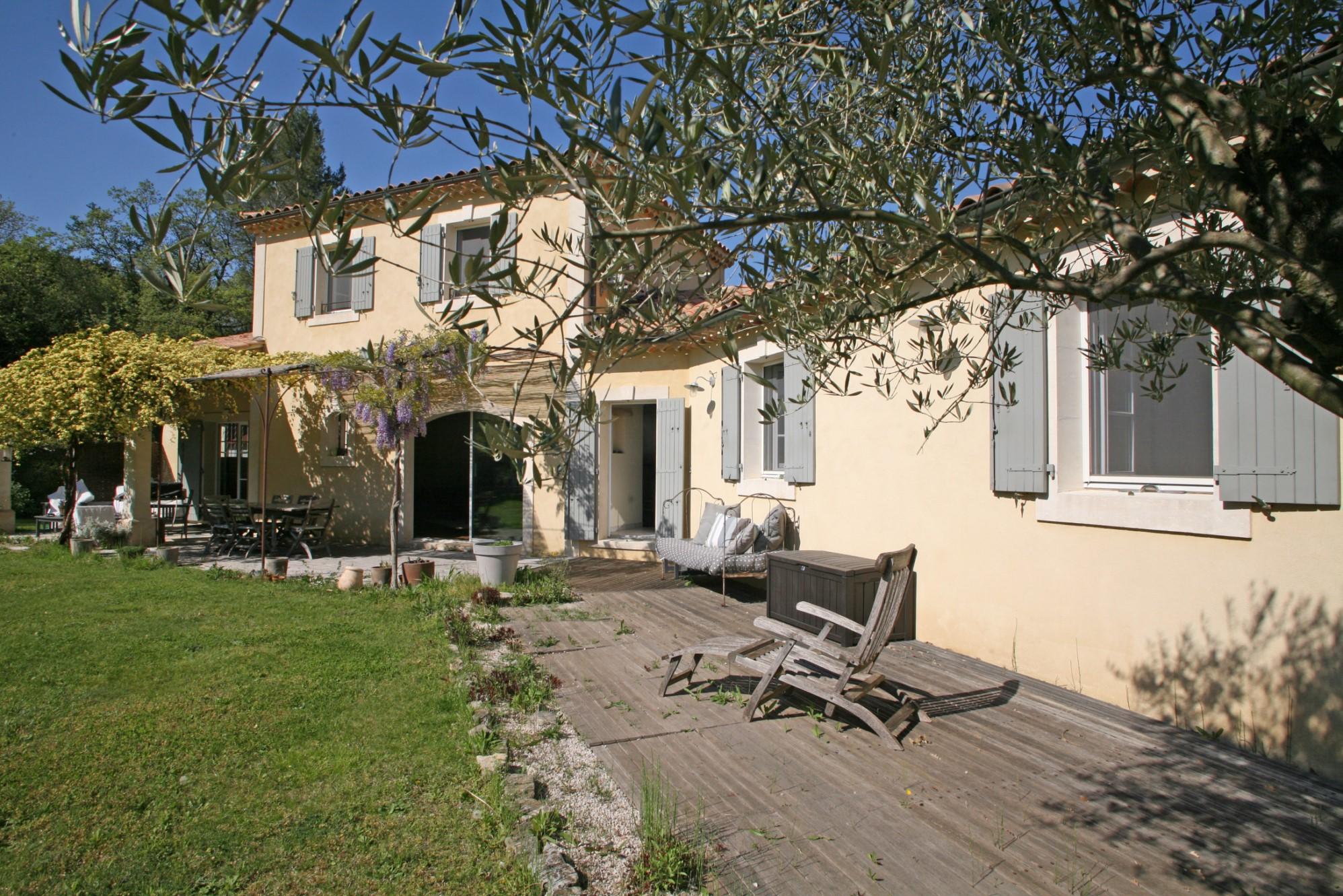 Maison traditionnelle aux portes du Luberon
