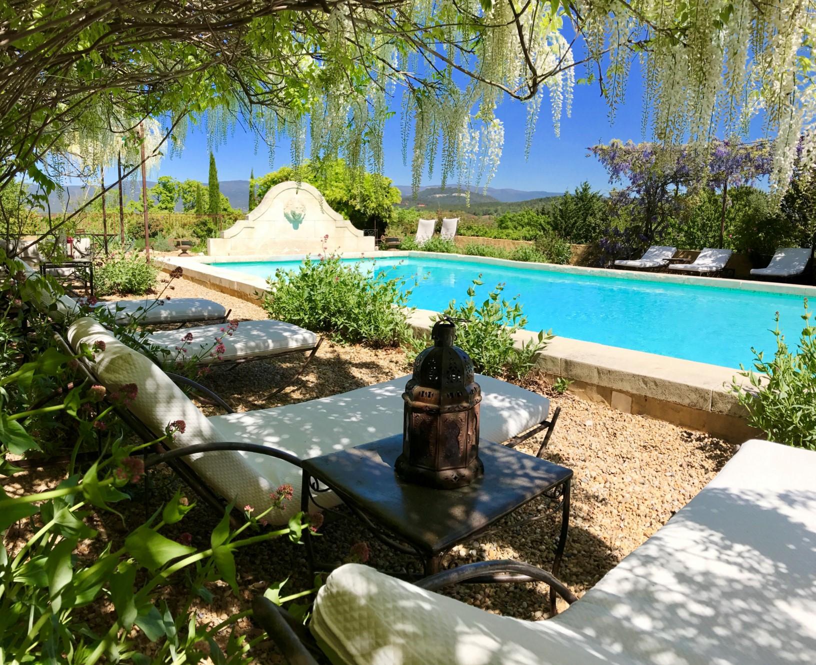 Belle maison traditionnelle à vendre entre les Monts de Vaucluse et le Luberon