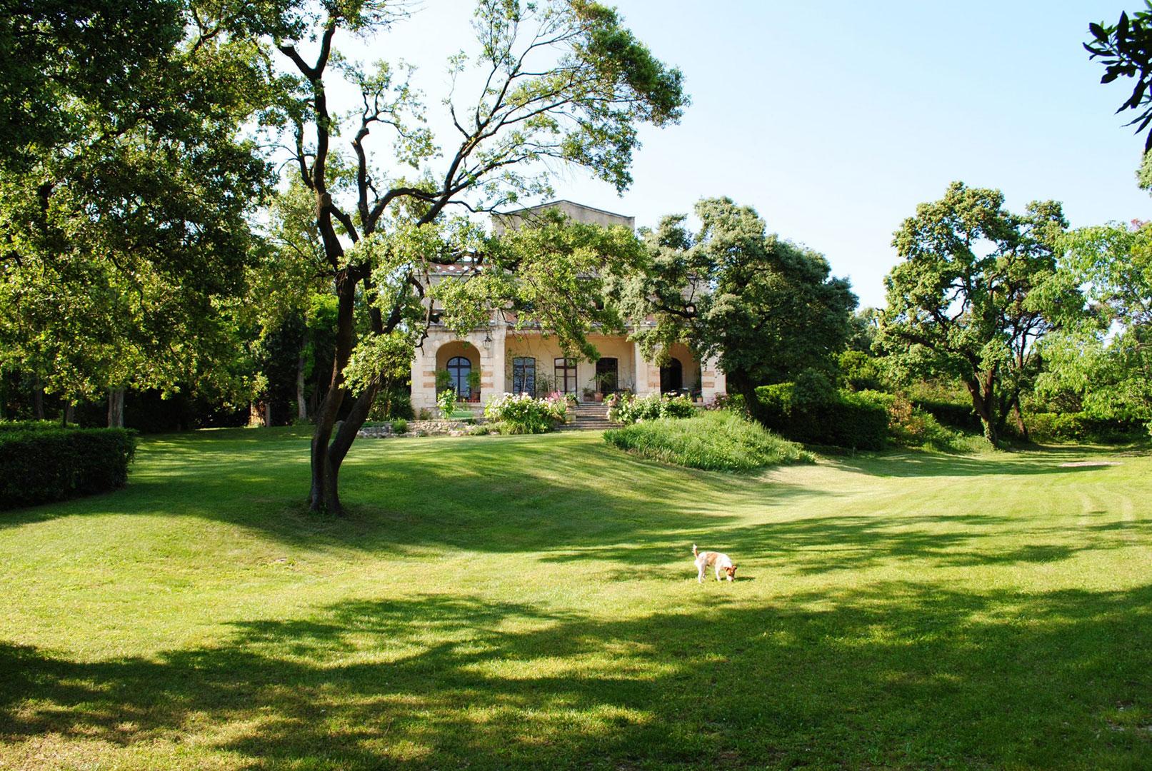Propriété de charme avec 3 habitations en Provence