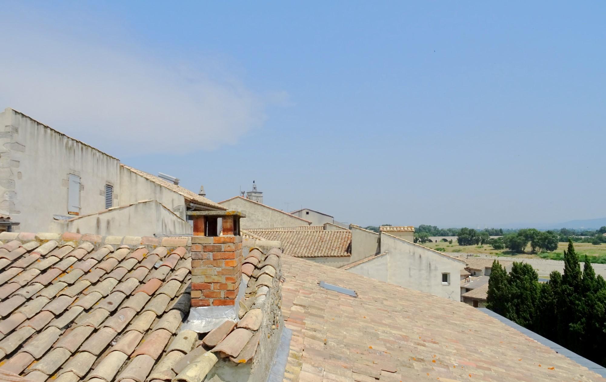 Hôtel particulier avec toit terrasse et vue panoramique
