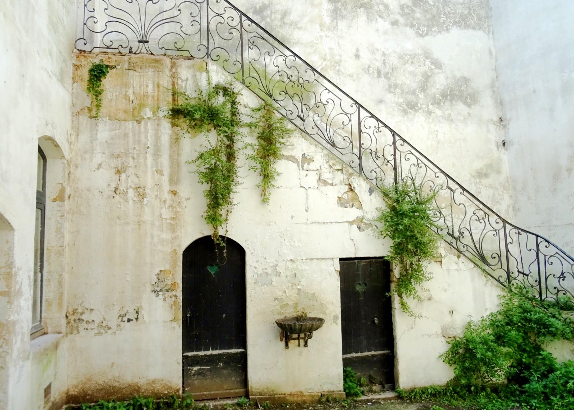 Hôtel particulier à rénover avec cour