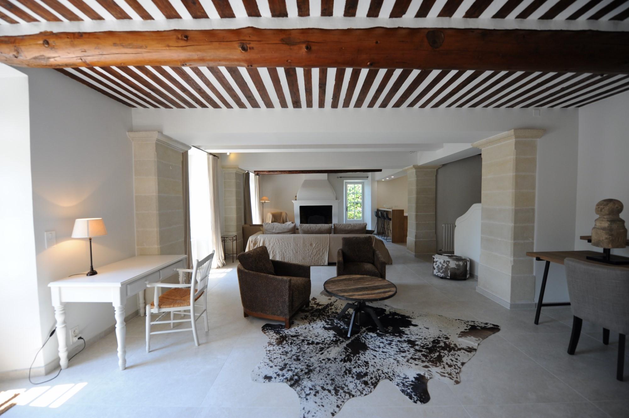 Propriété rénovée en Provence