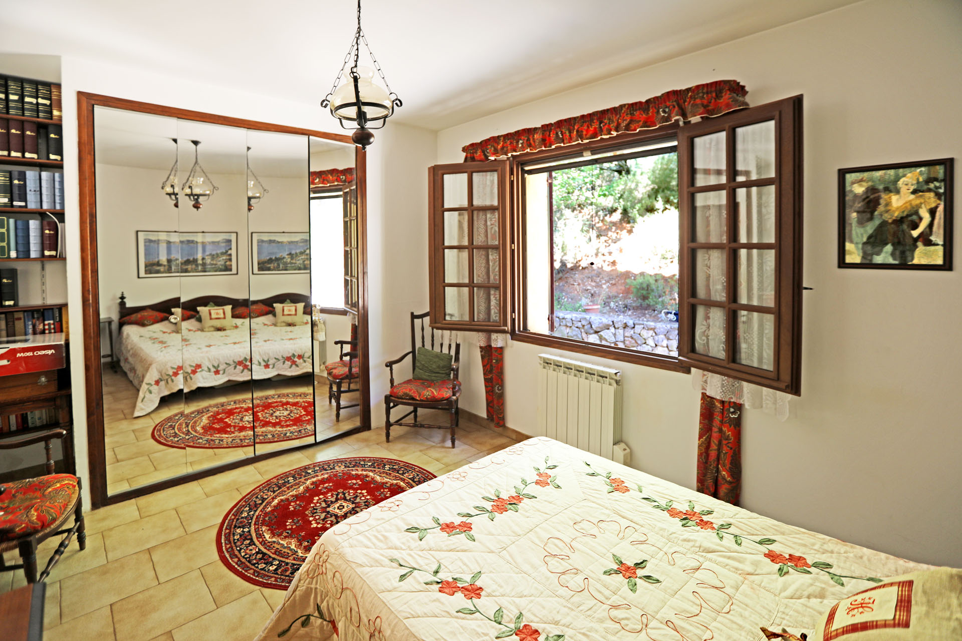 Roussillon, maison à vendre en exclusivité de 4 chambres avec piscine