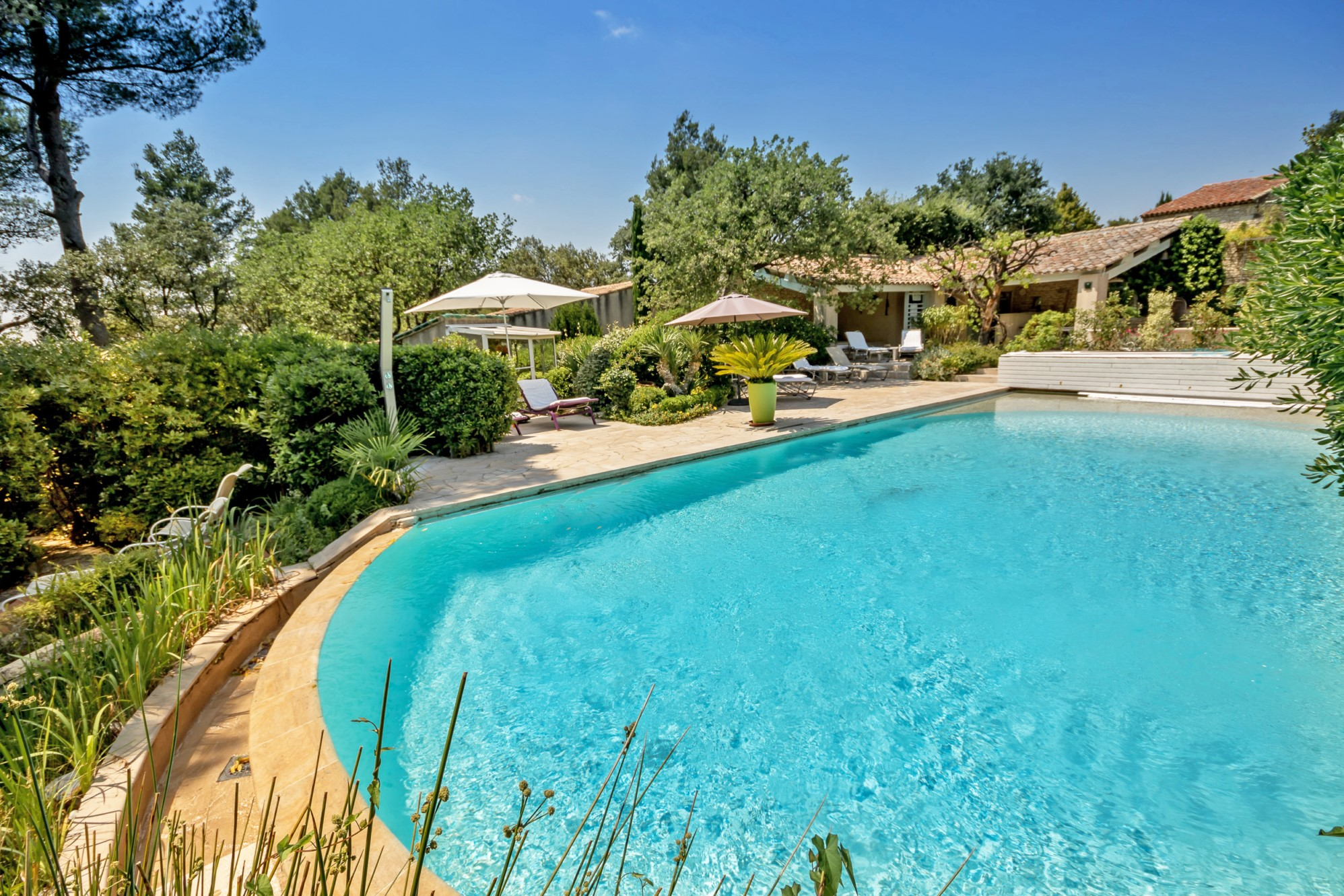 Bastide for sale in Menerbes