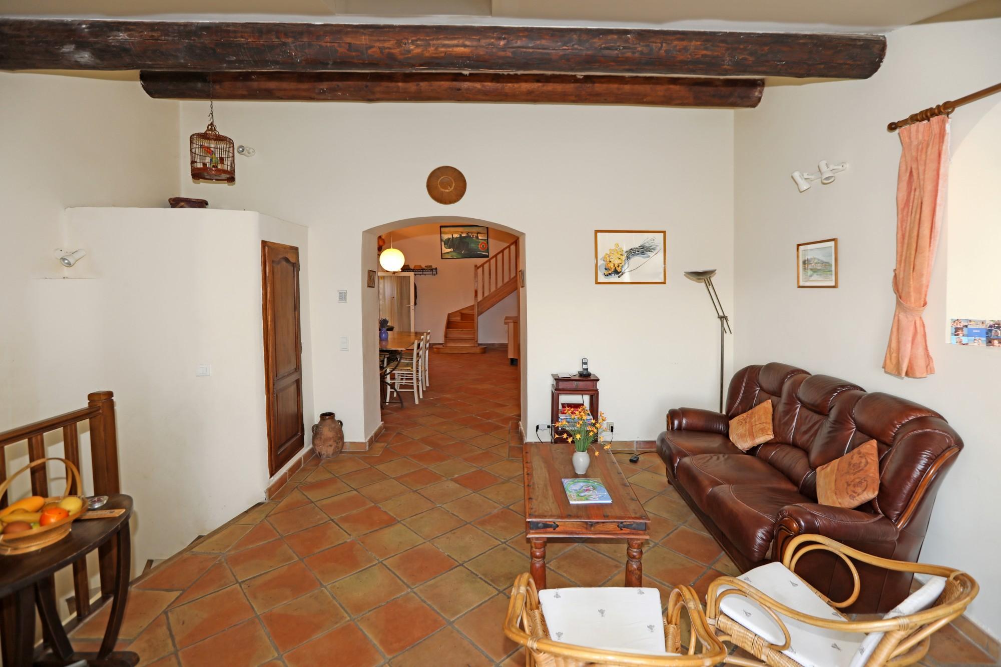 Charmante maison de hameau en Luberon
