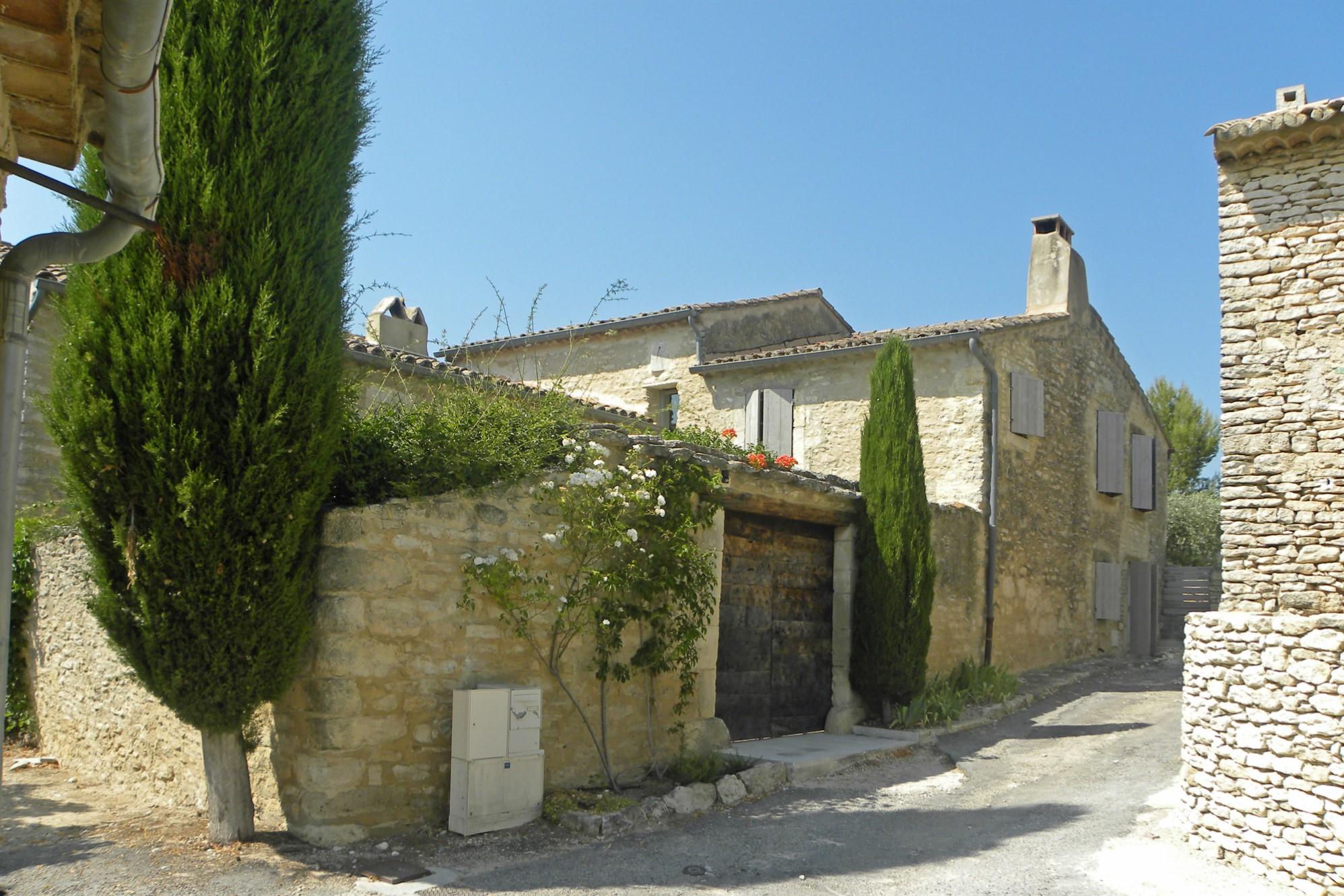 Maison de hameau rénovée avec goût