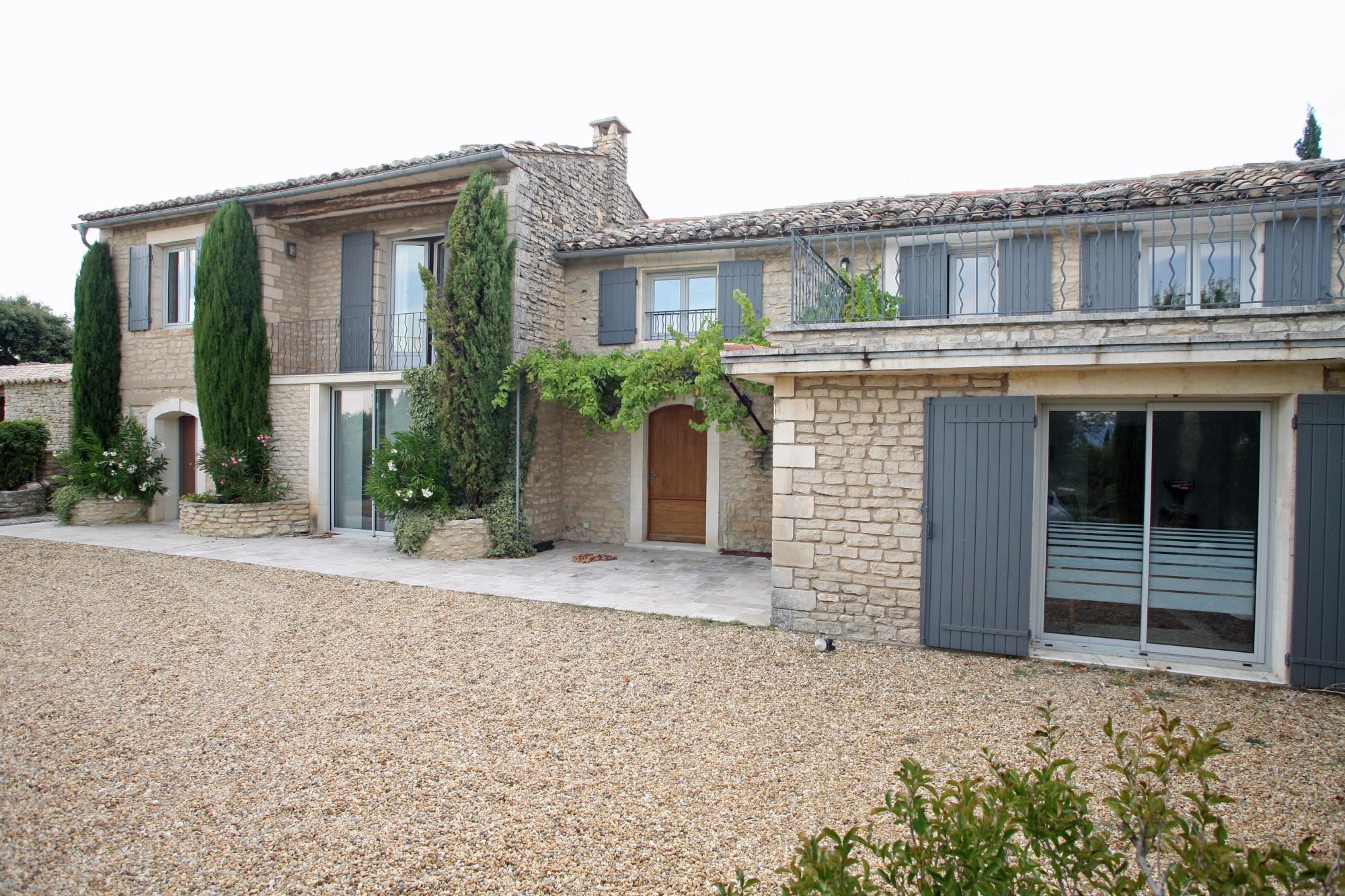 Ventes maison de village avec piscine et vues sur le - Location maison avec piscine luberon ...