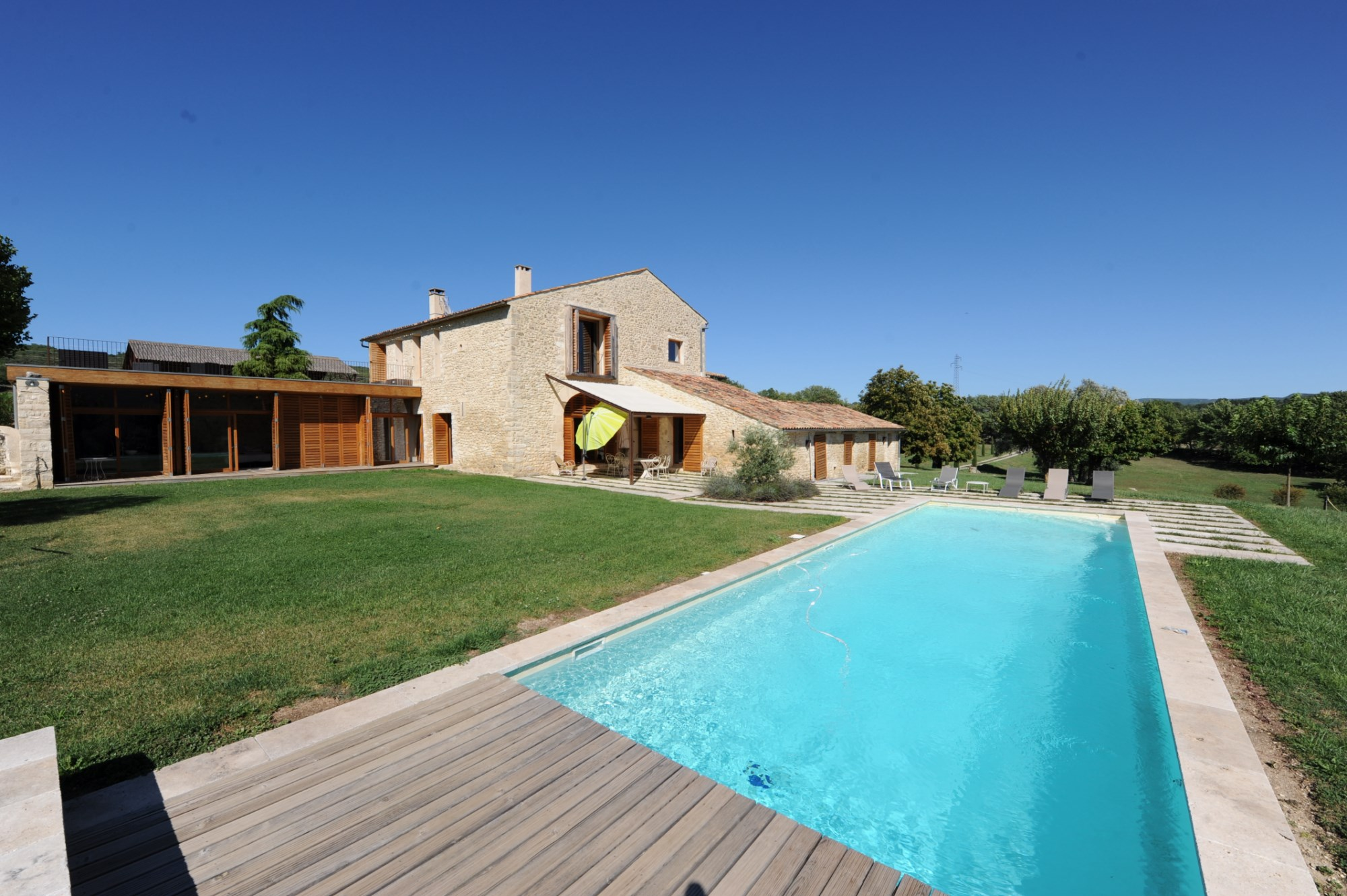 Beautiful property in Luberon