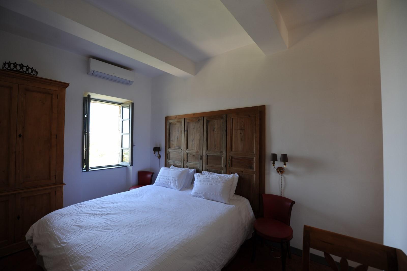 Confortable chambre pour cette location ROSIER