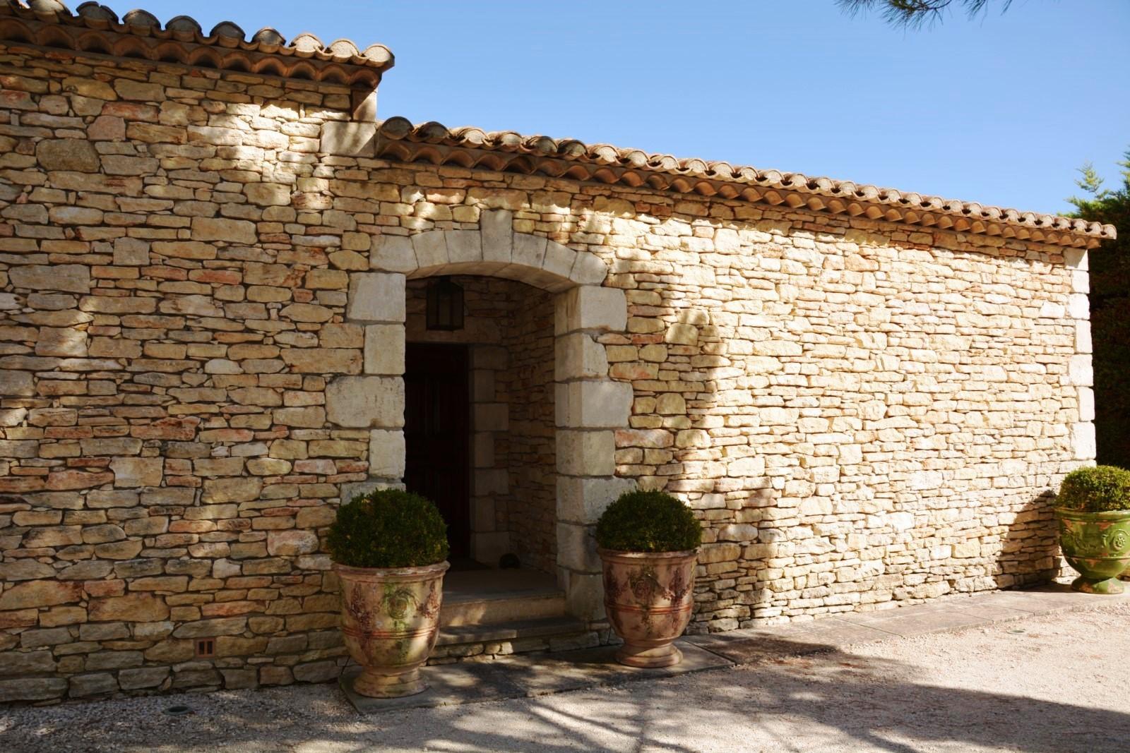 Belle maison de village à Gordes