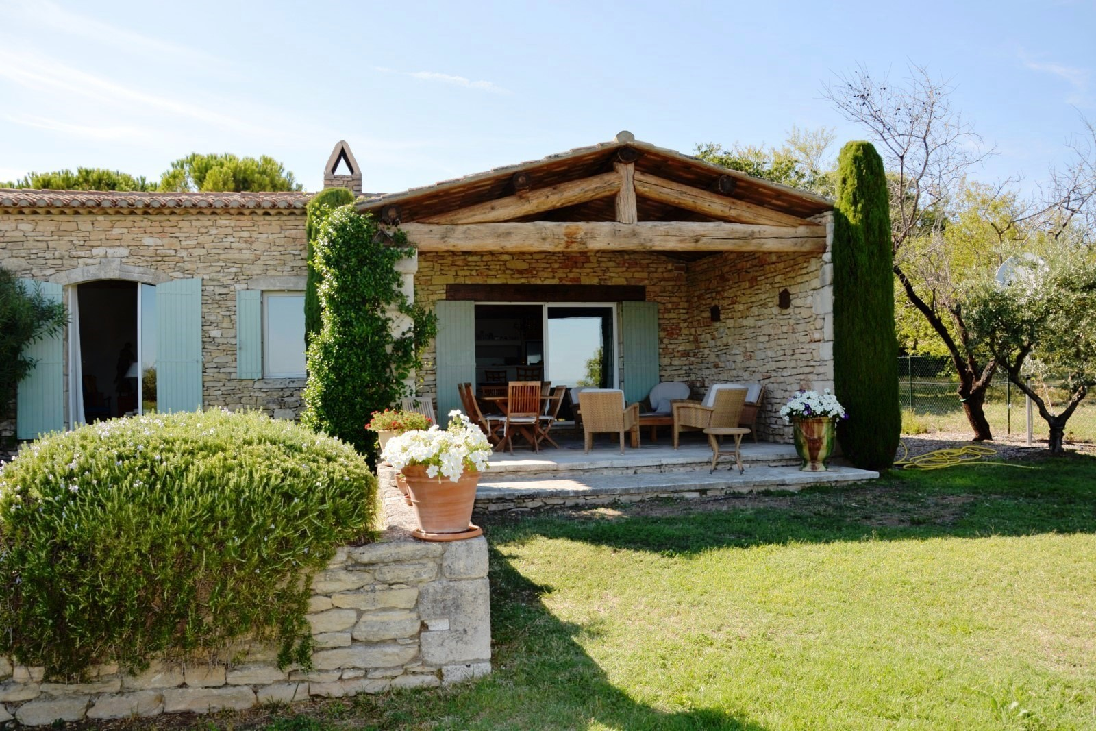 Elégance et charme en Provence