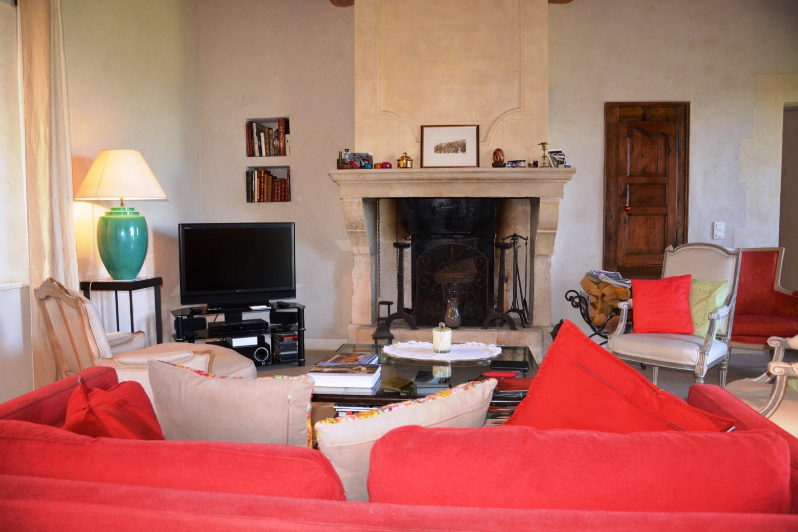Très confortable maison à louer à Gordes