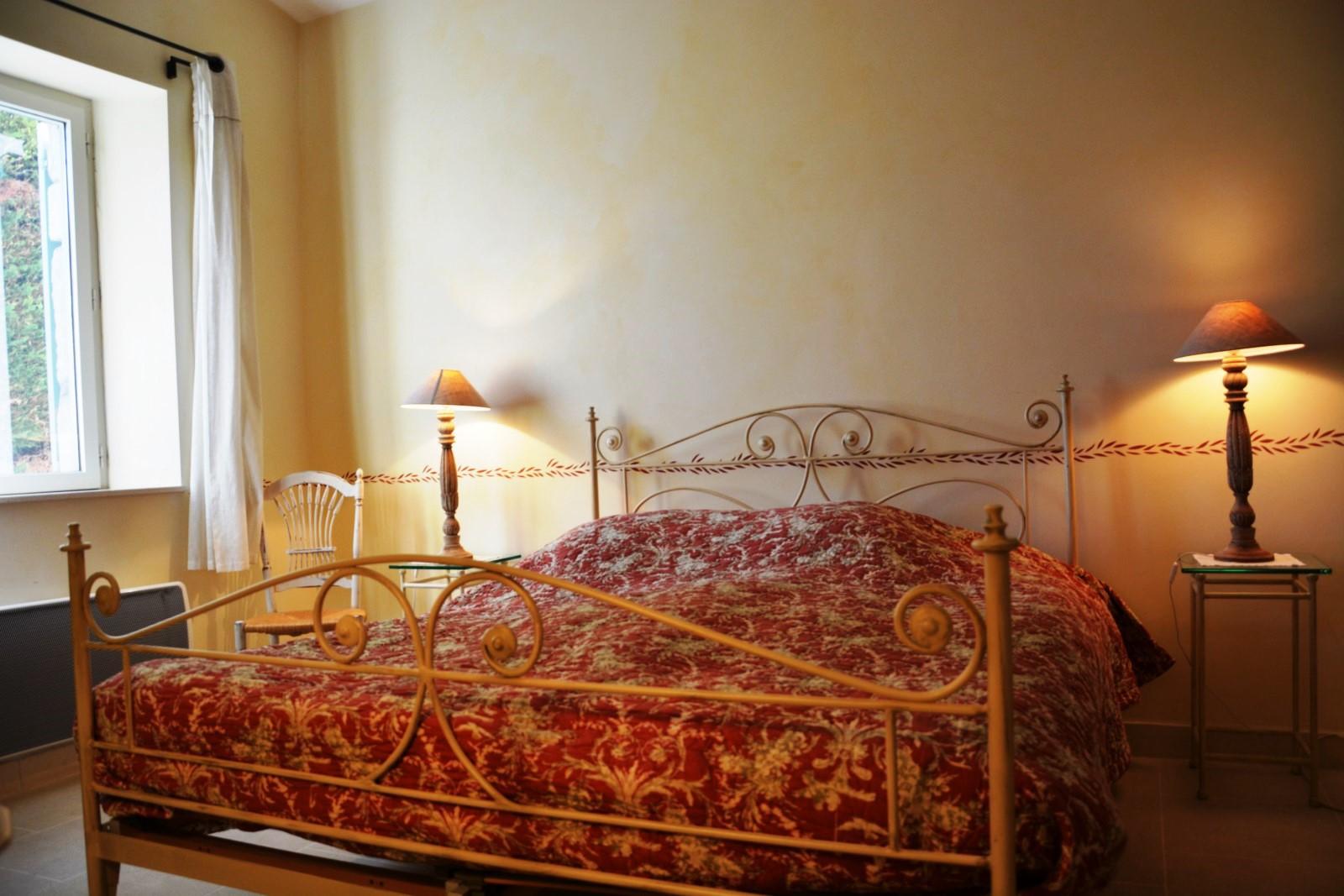 Maison à louer en toutes saisons en Luberon