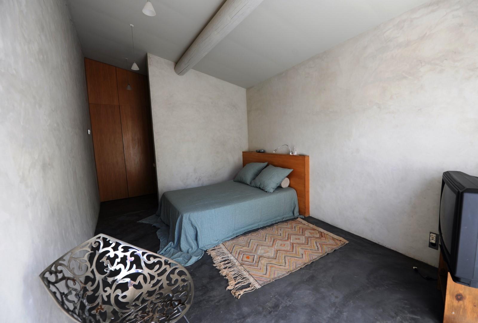 Chambre extérieure avec sauna