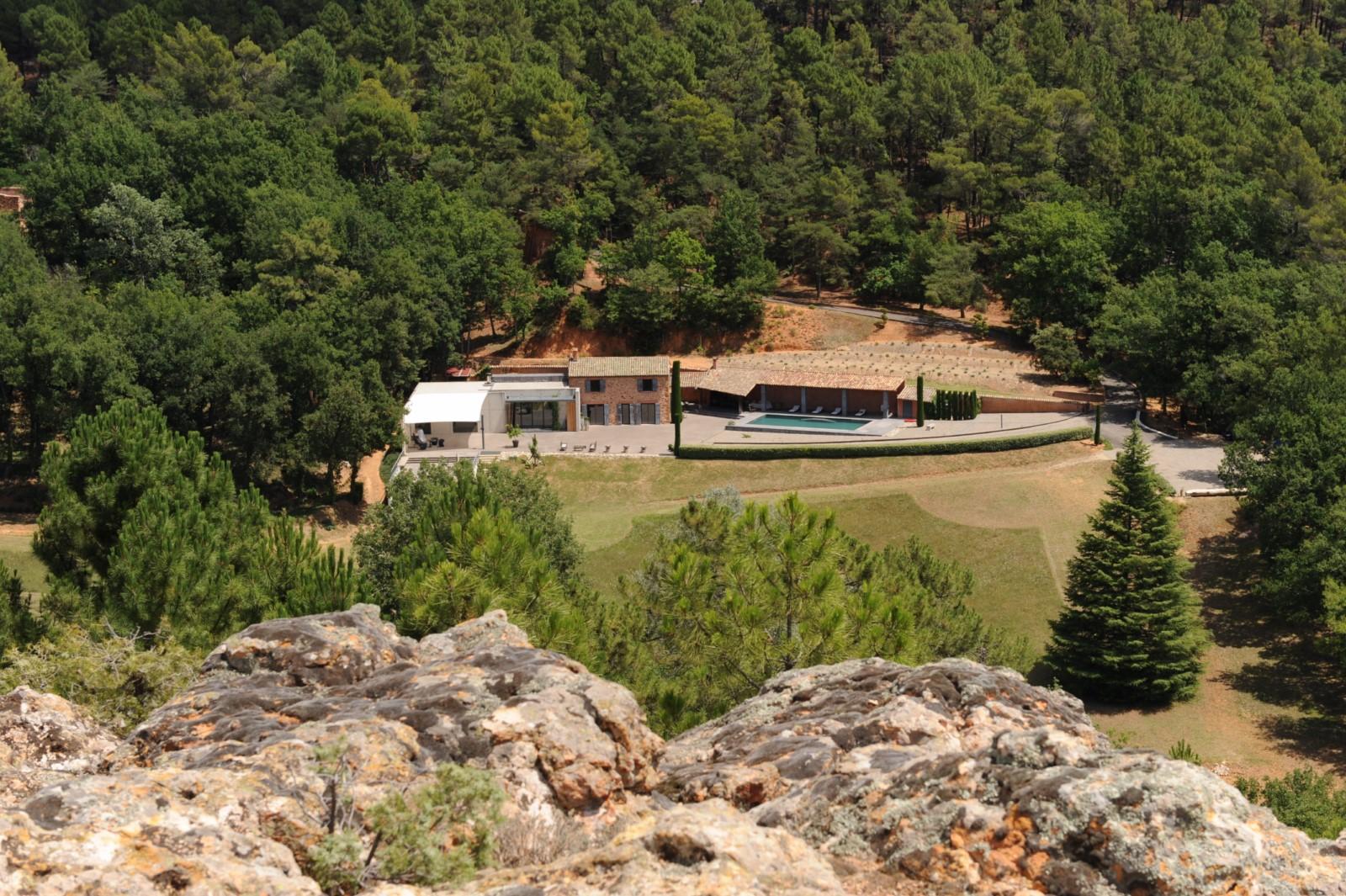 Vacances originales en Provence