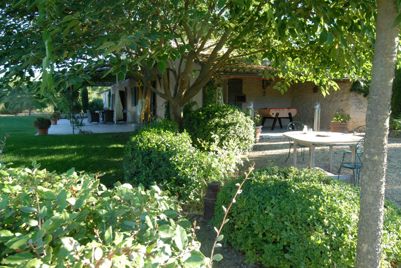 Charme et confort pour cette maison à louer en Provence