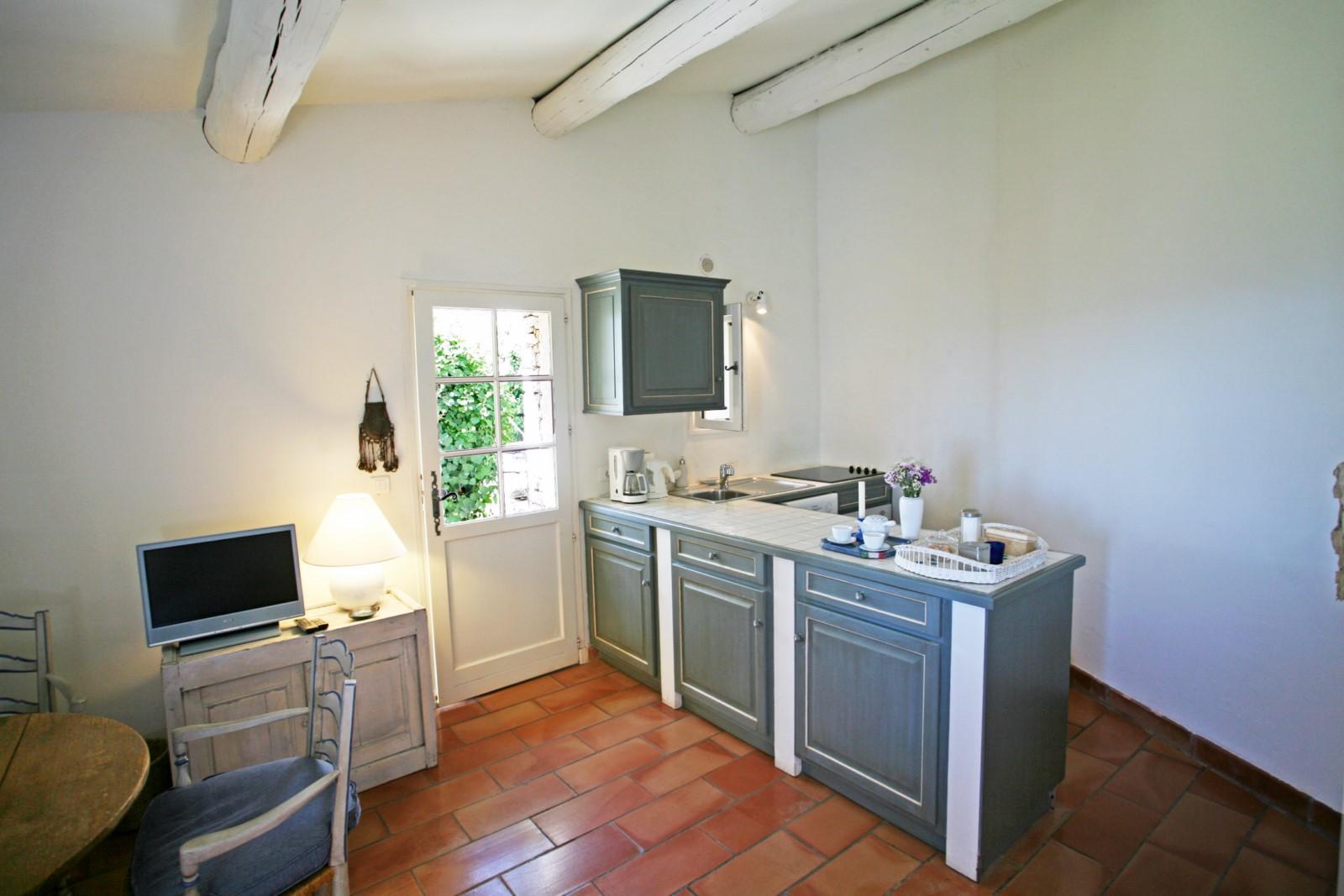 Le charme de la cuisine provençale