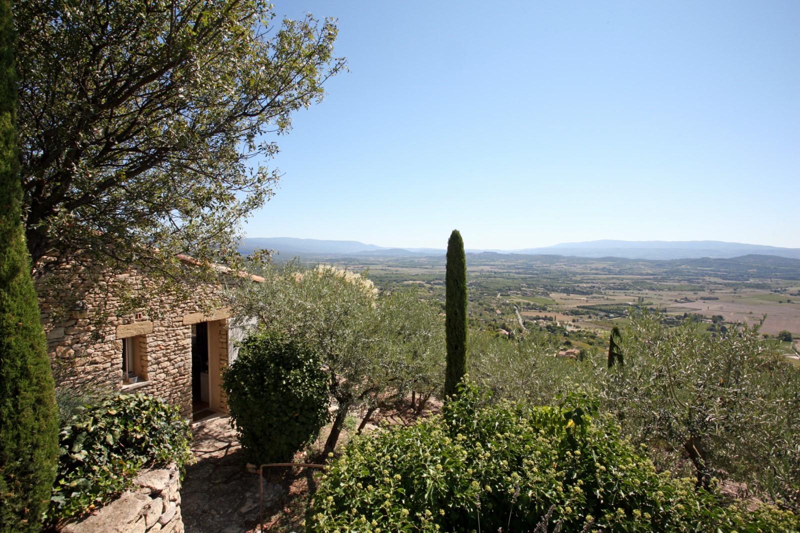 Mazet Provençal à louer au coeur de Gordes