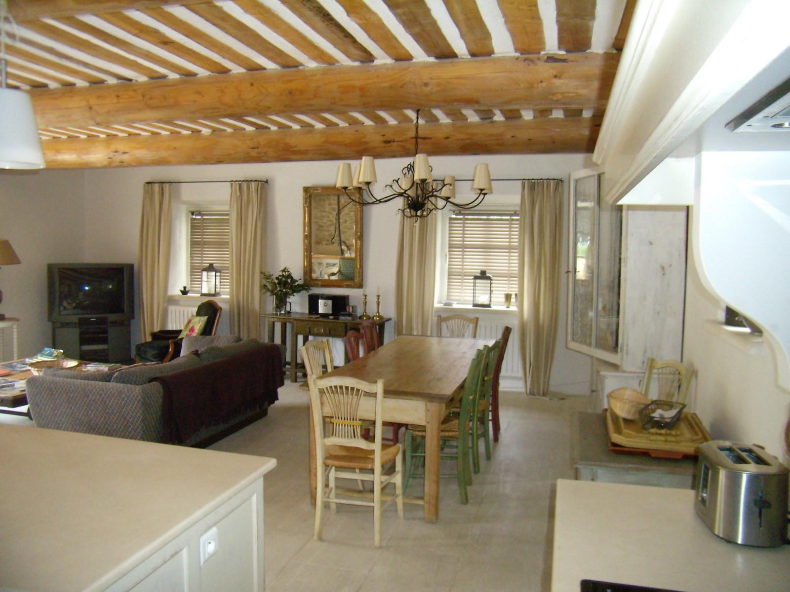 Belle maison à louer en Luberon