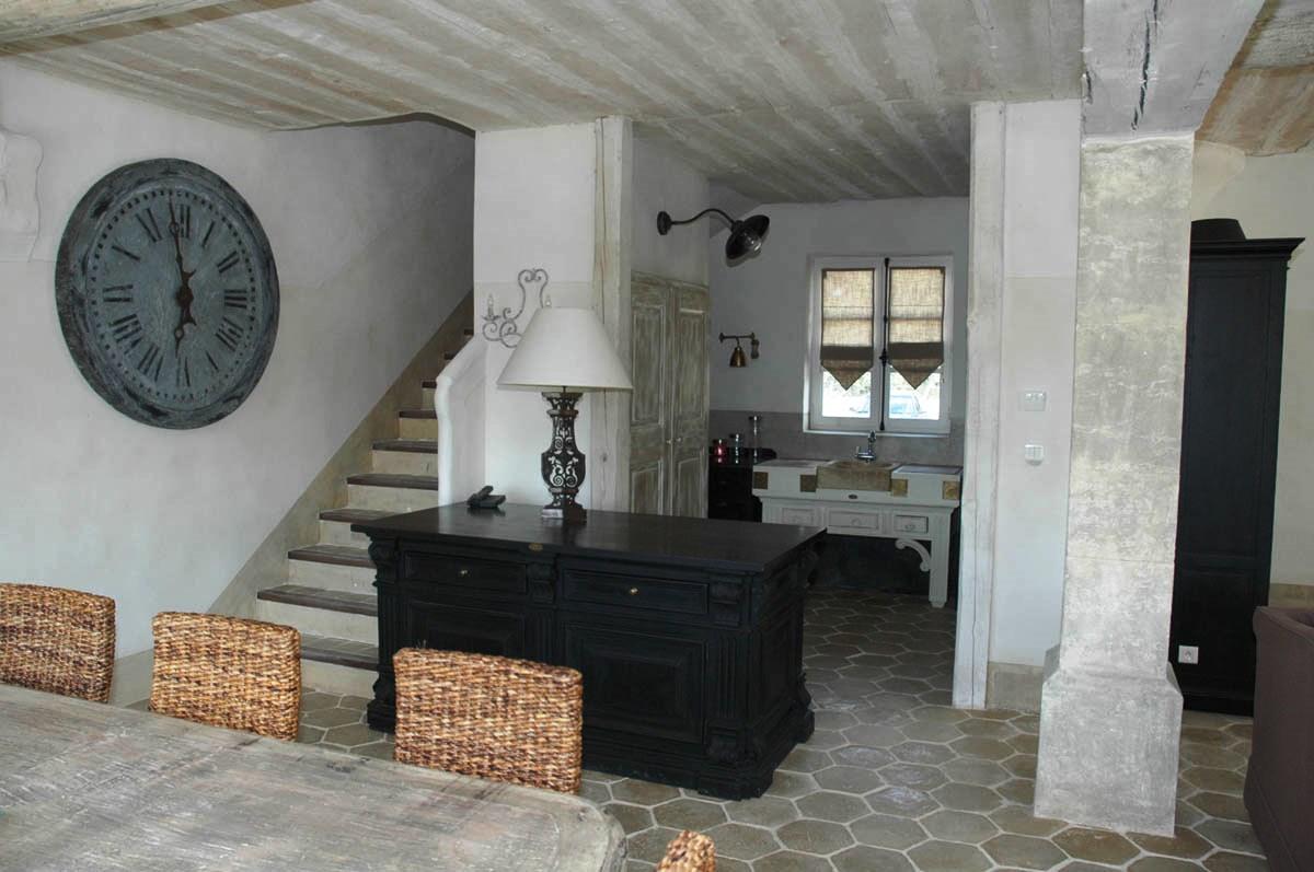 A louer,  Gordes en Luberon, superbe mas en pierres