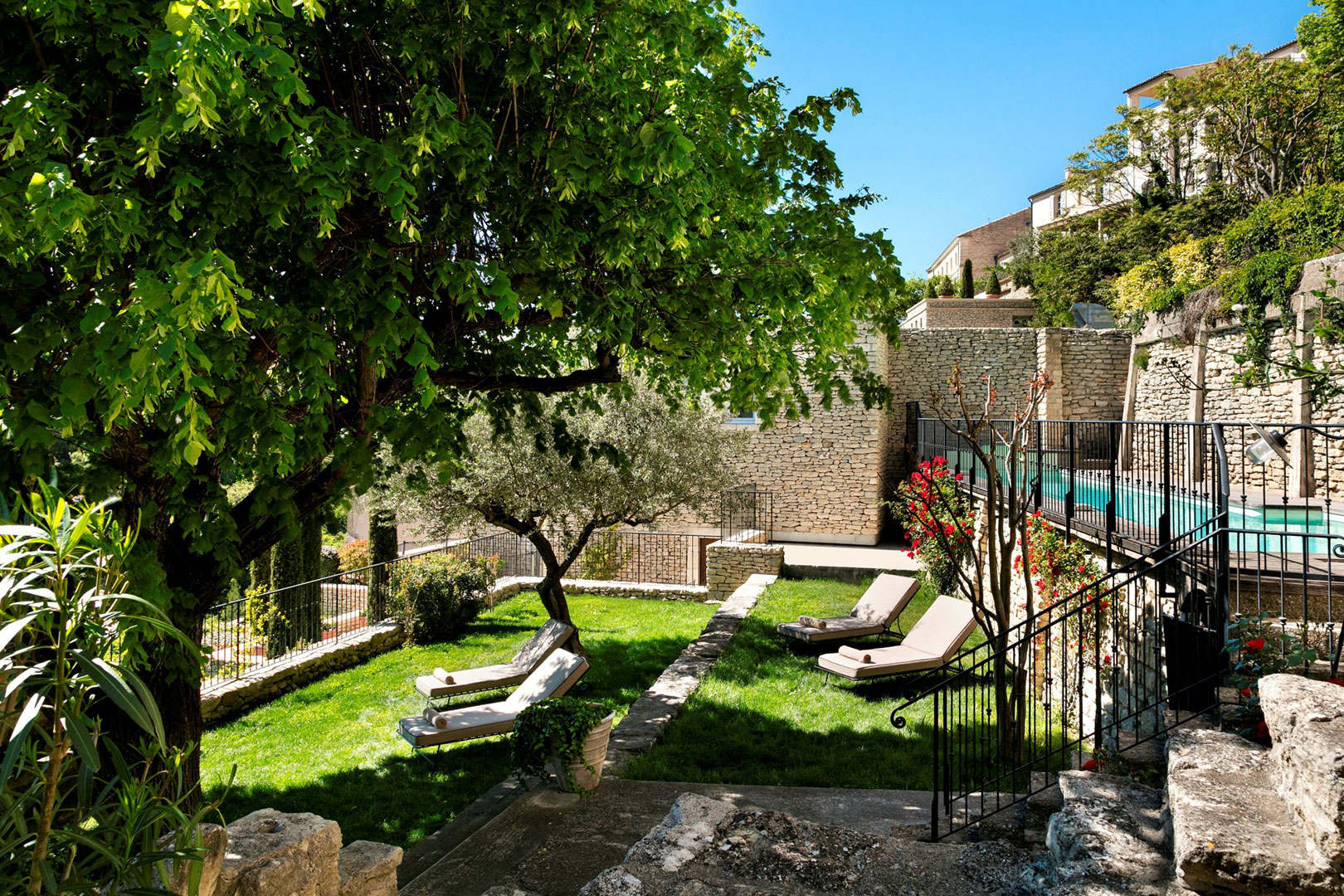 To rent for your holidays charming house in the village of - Houses to rent in uk with swimming pools ...