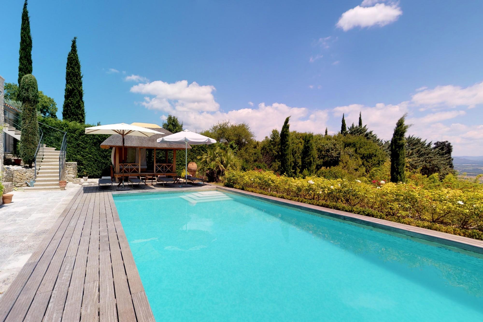 location locations saisonnieres a louer pour les vacances gordes vue dominante sublime On louer pour les vacances