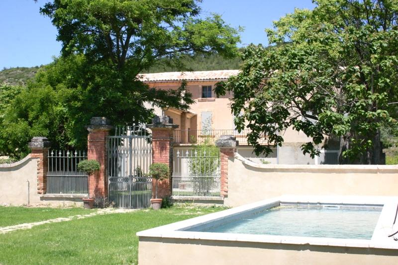 Ventes agr able maison bourgeoise du 19 me si cle au - Magnifique maison du milieu du xxe siecle renovee ...
