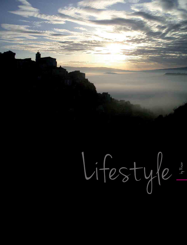 Lifestyle by Rosier, 2012