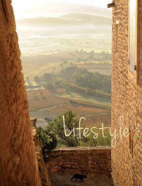 Rosier Lifestyle magasine de prestige Provence