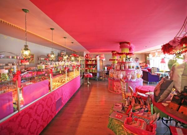 La VIE EN ROSE, Pâtisserie et Salon de Gourmandises à