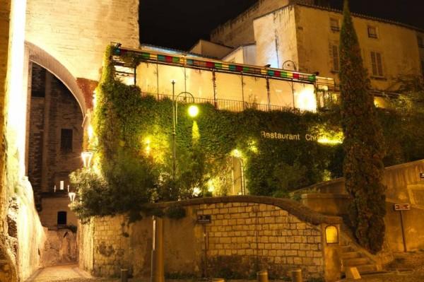 Restaurant gastronomique Avignon
