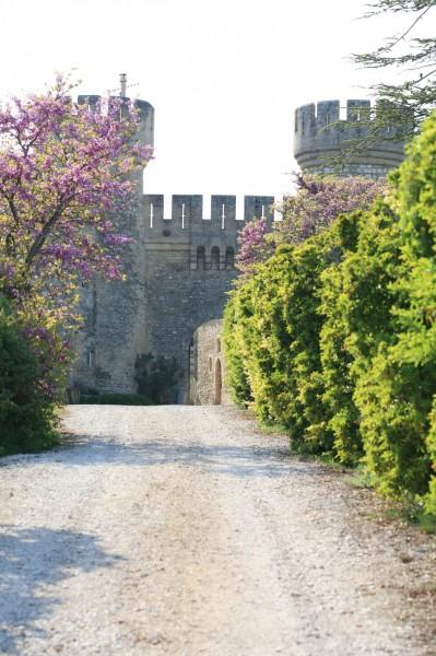 Le chateau de Murs