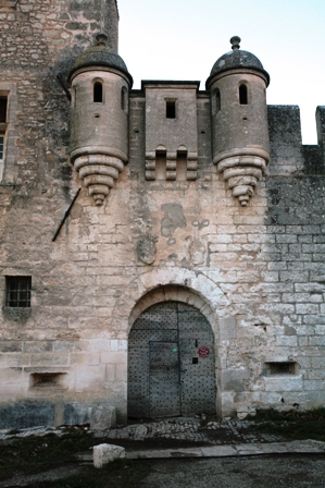 Le chateau de Javon, Vaucluse