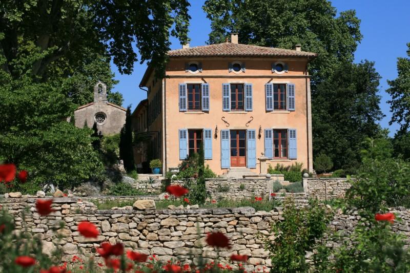 Chateau vendu en Luberon
