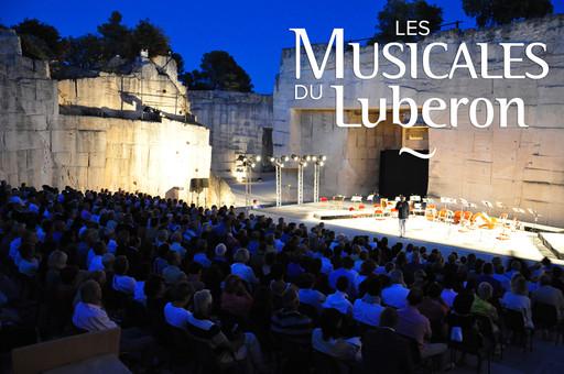 Les musicales du Luberon