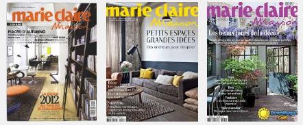 Marie Claire décoration