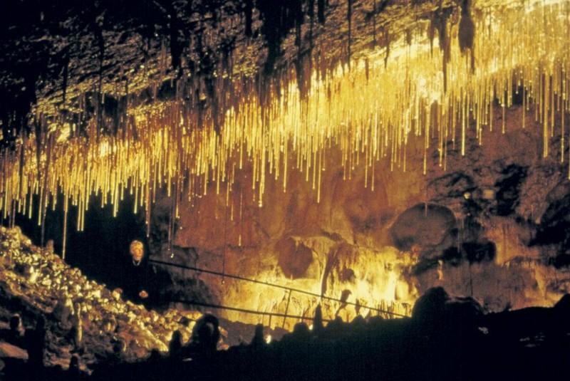 la grotte de Thouzon du Thor en Provence