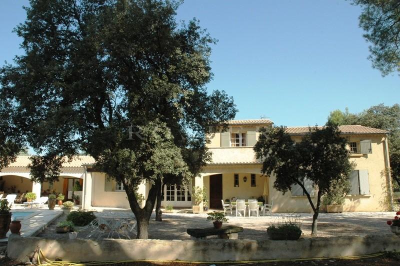 ventes maison r 233 cente avec piscine sur pernes les fontaines entre carpentras et de l isle sur la
