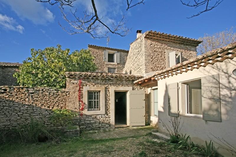 Ventes en provence luberon charmante maison de village - Agence immobiliere de la crau salon de provence ...