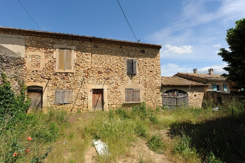 Ventes a vendre gordes authentique mas ancien mitoyen for At home architecture 84220 gordes