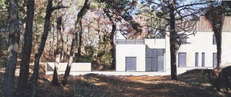 A vendre, terrain à bâtir avec permis en Provence