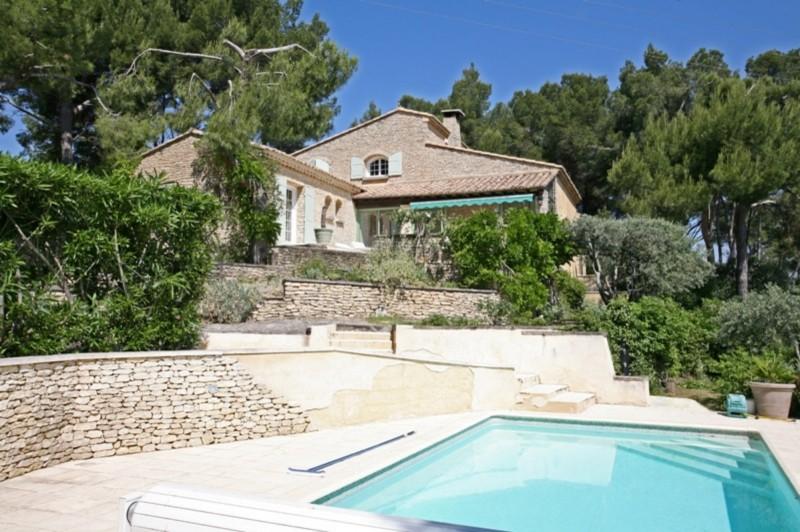 Ventes a vendre dans le comtat venaissin proche d 39 avignon maison en pierres de gordes - Maison jardin smoby occasion nice ...